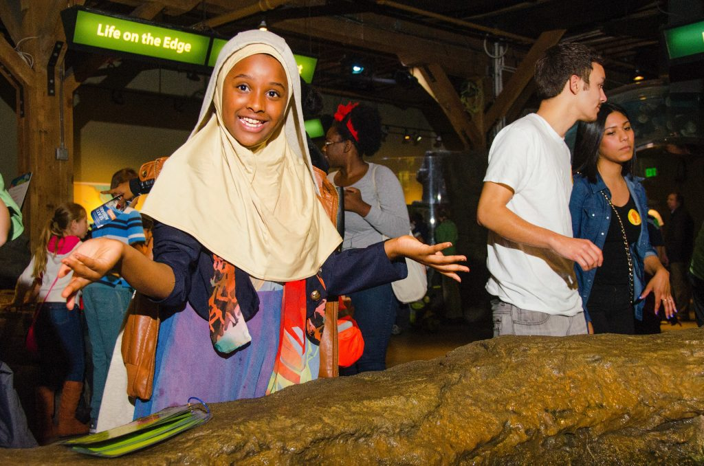 Aquarium for all: Open House welcomes diverse families