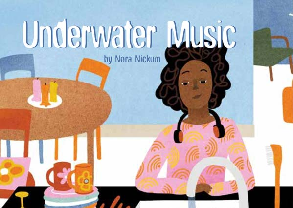 Underwater Music, published by Cricket magazine
