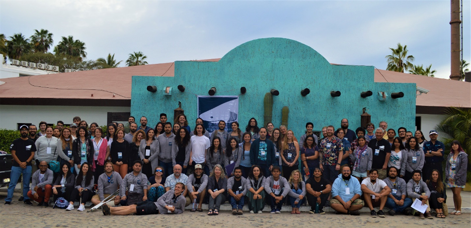 Shark Symposium participants.