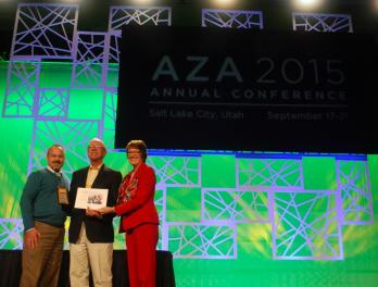 Seattle Aquarium first winner of AZA volunteer engagement award